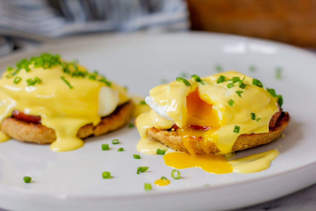 Eggs Benedict - One Hungry Blogger